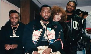 """Meek Mill Celebrates 'Championships' in His New """"Intro"""" Video"""