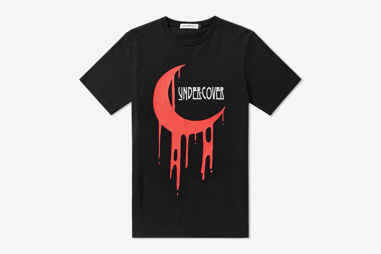 Rock Moon Logo T-Shirt