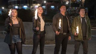 Woody Harrelson (Finalized);Jesse Eisenberg (Finalized);Emma Stone (Finalized);Abigail Breslin (Finalized) Rosario Dawson zombieland 2