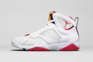 """buy online 66f60 17fc1 Air Jordan 7 Retro """"Hare"""""""