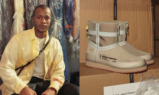 Heron Preston's Second UGG Collab Is for the Culture