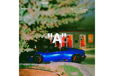 usher zaytoven a review A$