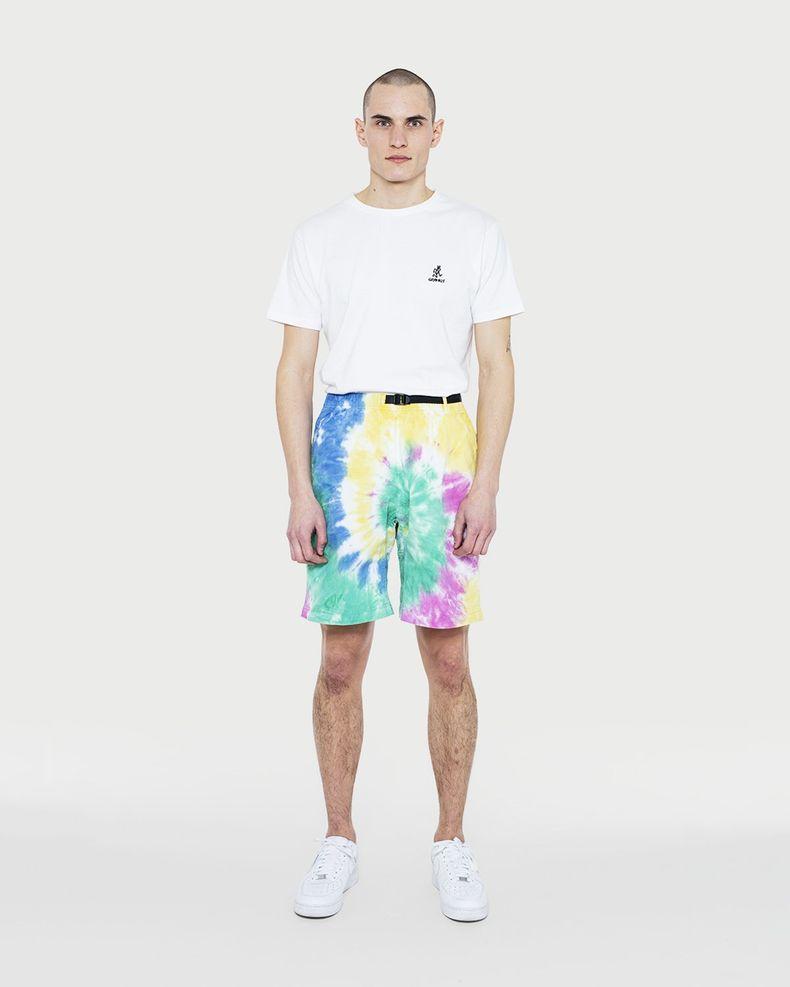 Gramicci — Tie Dye G-Shorts Rainbow
