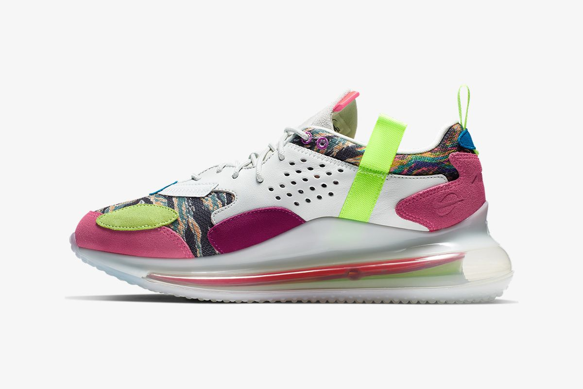89fd87ce3f Odell Beckham Jr.'s Wild Nike Air Max 720 Drops This Week – HUSH! Weekly