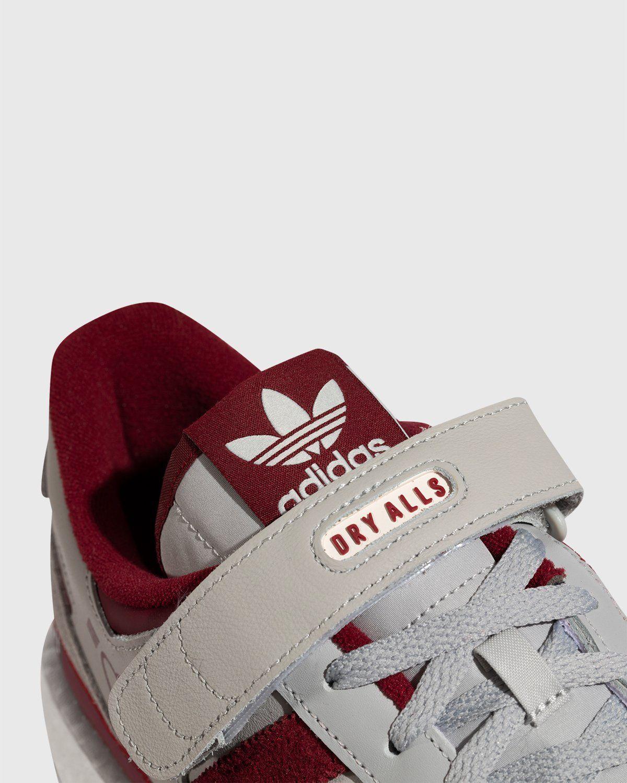 adidas Originals x Human Made — Forum Low Burgundy - Image 4