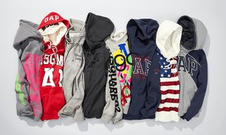 """GQ & Gap Tap Balmain, Opening Ceremony & More for """"Coolest Designers on the Planet"""" Capsule"""