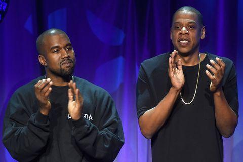 kanye west instagram carter beef Jay Z beyonce kim kardashian
