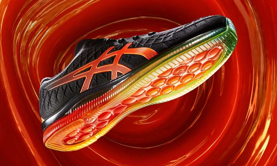 524fee2f436b ASICS  GEL-Quantum Infinity Sneaker Features Heel-to-Toe GEL Cushioning