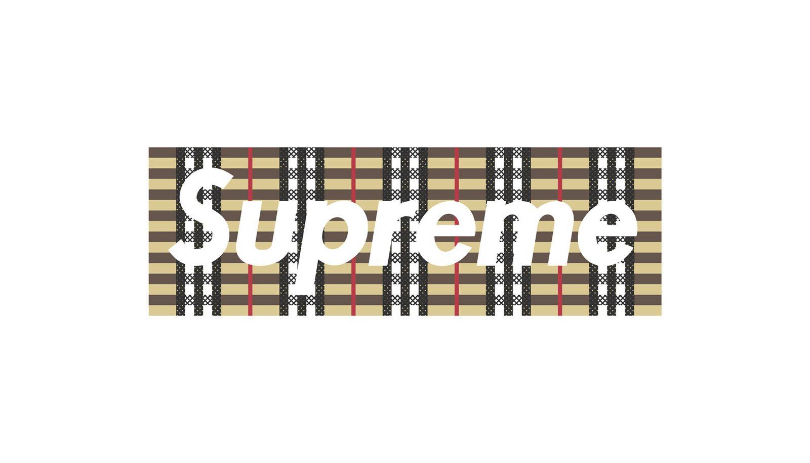 15 obscure supreme box logo t shirts burberry bape coca cola damien hirst