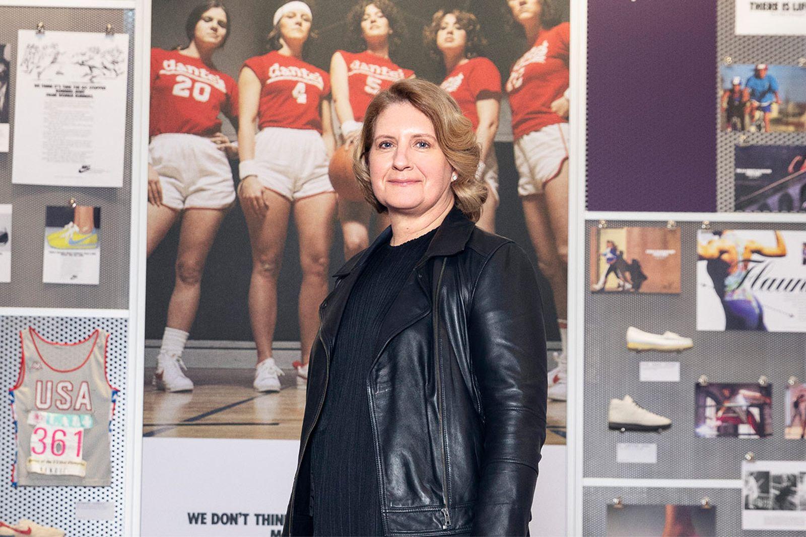 nike womens world cup event paris nike football