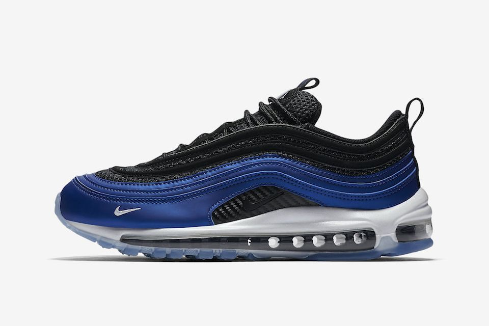 "This Nike Air Max 97 Pays Homage to the OG ""Royal"" Foamposite"