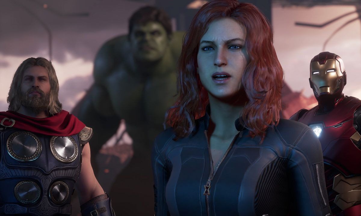 Here's Your First Look at 'Marvel's Avengers' Gameplay