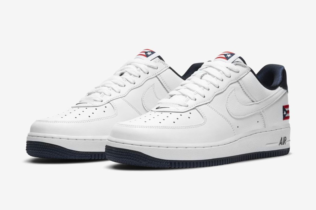 """The Nike Air Force 1 """"Puerto Rico"""" Is Officially Coming Back 11"""