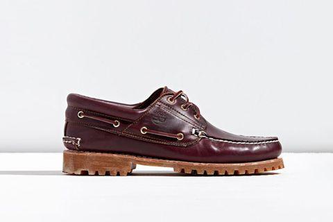 3-Eye Classic Lug Shoe