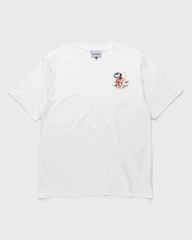 Carne Bollente – Intersexstellar T-Shirt White