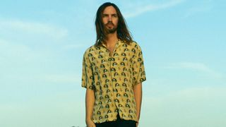 Tame Impala Kevin Parker press photo