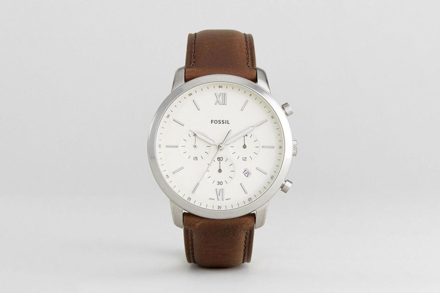FS5380 Neutra Chronograph Leather Watch