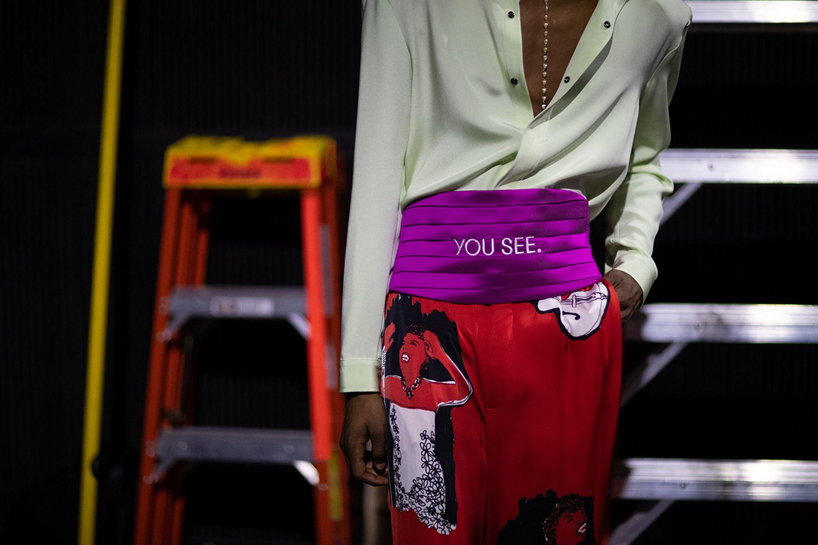WSS20 NewYork PyerMoss EvaAlDesnudo 8 Kerby Jean-Raymond Pyer Moss new york fashion week