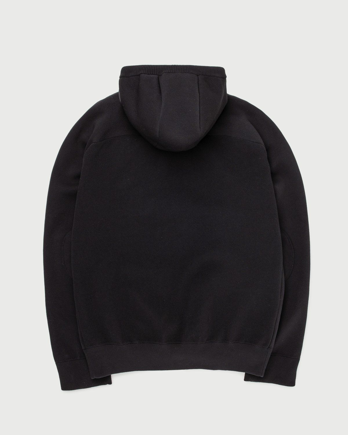 The North Face Black Series - Engineered Knit Hoodie Black - Image 3