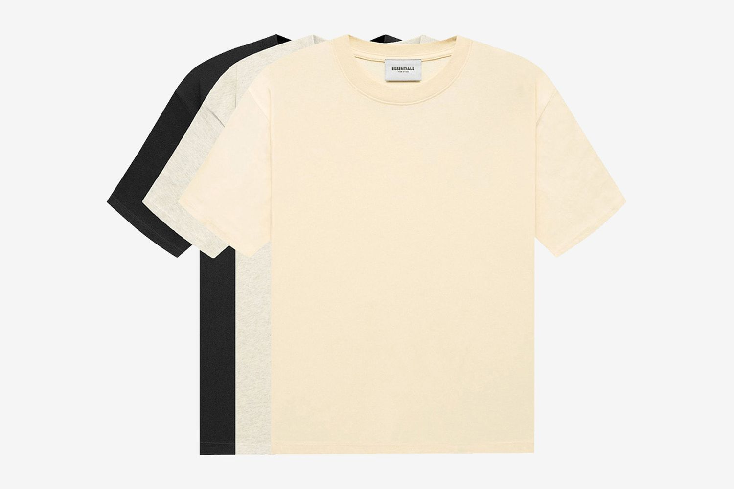 Short-Sleeved T-Shirts (3-Pack)