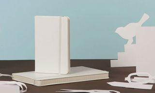 Moleskine Unveils White Notebook