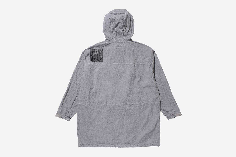 Overdye Pullover Jacket