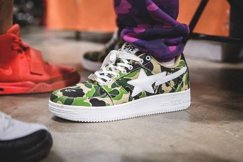ae773fb3d69 Is A Bathing Ape's BAPE STA Ready For a Comeback?