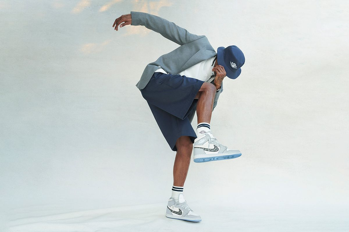 Dior Men's to Release Clothing, Accessories & an AJ1 Low With Jordan Brand