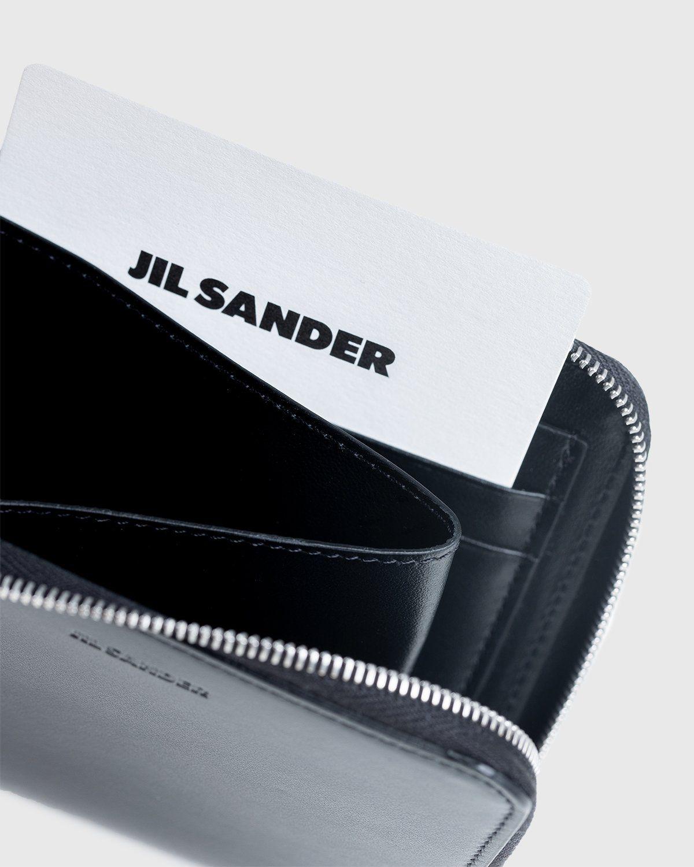Jil Sander – Credit Card Purse Black - Image 6
