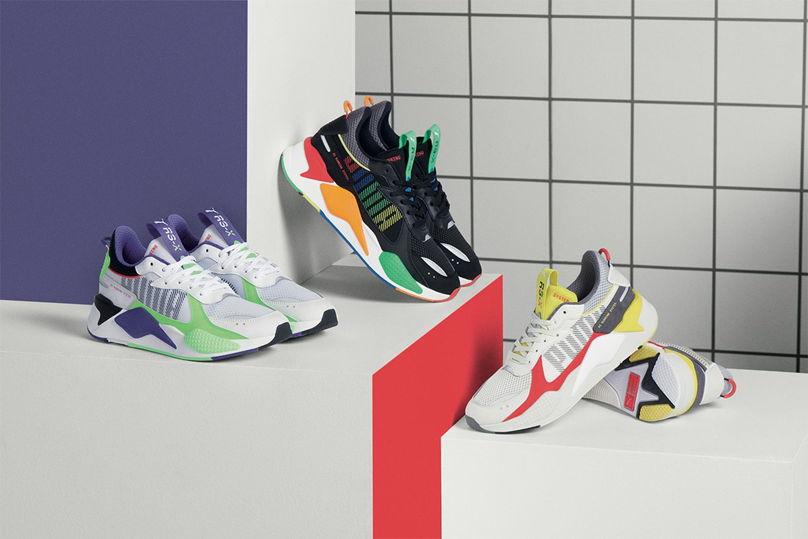 Puma PUMA RS-X sneakers