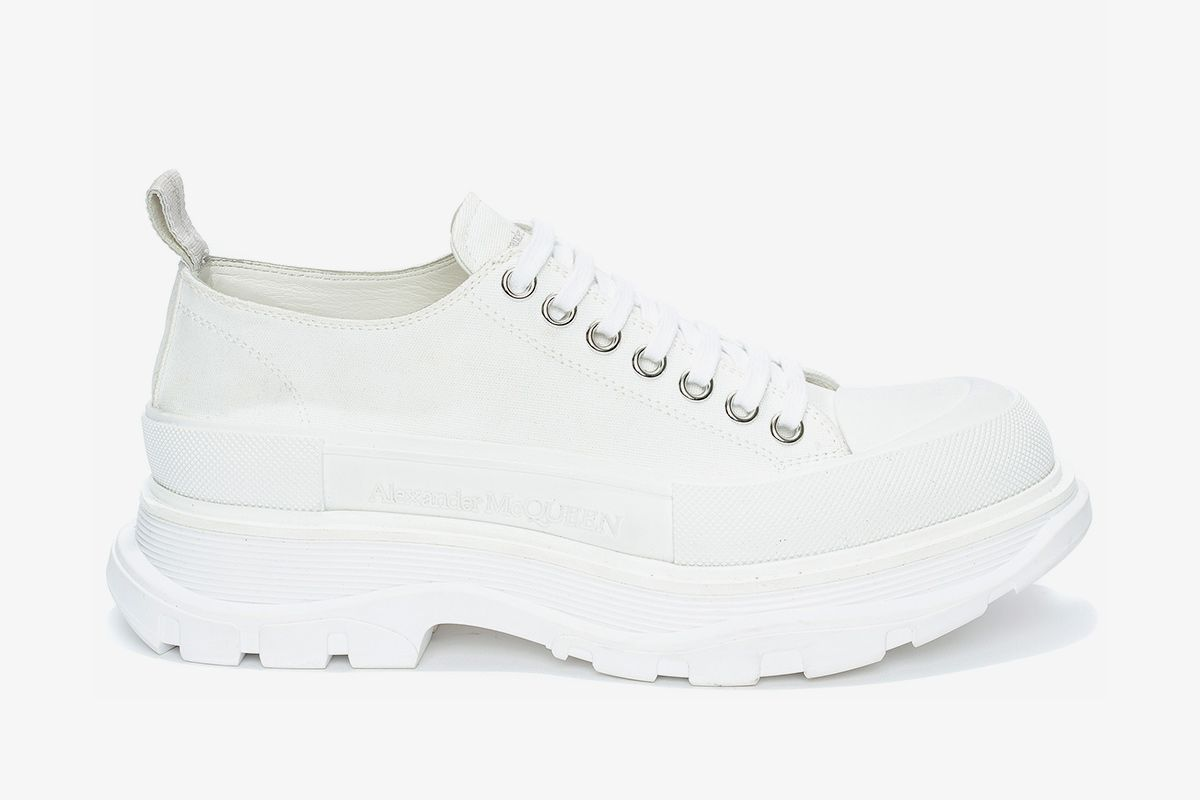 Alexander McQueen's $690 Tread Slick Is Business at the Top, Party on the Bottom 8