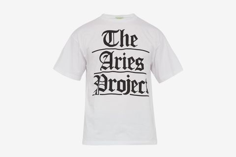 Project Print Cotton T-Shirt