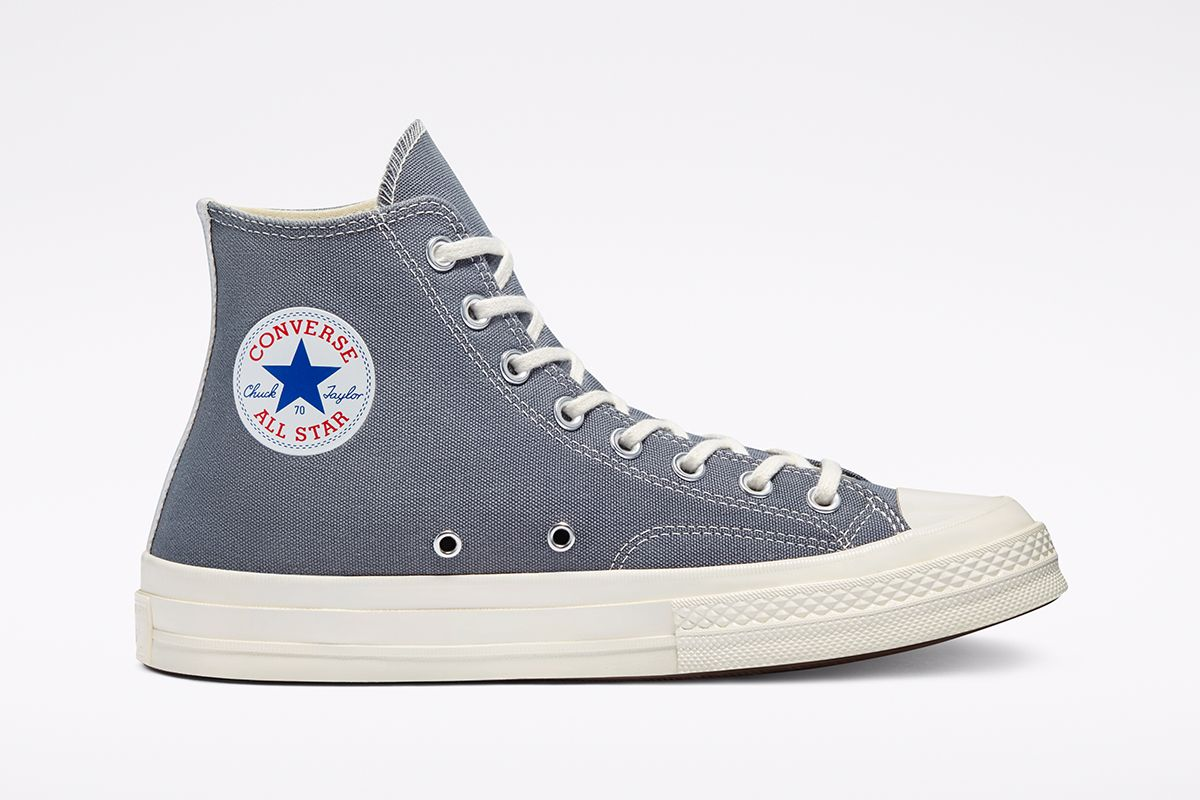 CdG PLAY Is Dropping Some New Chucks We Actually Want to Wear 45