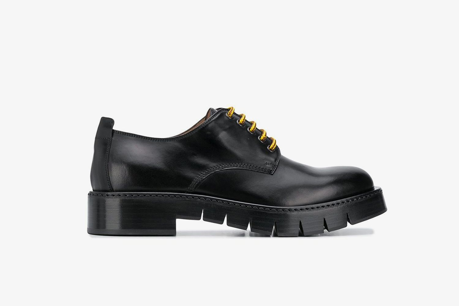 Ridged Sole Brogues