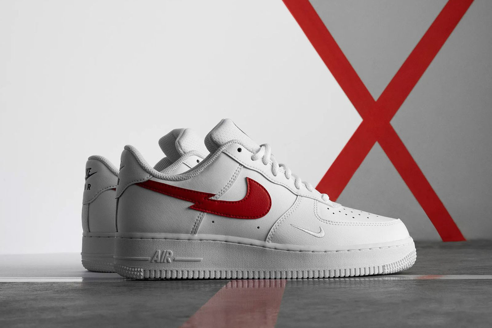Nike Air Force 1 Euro Tour product shot