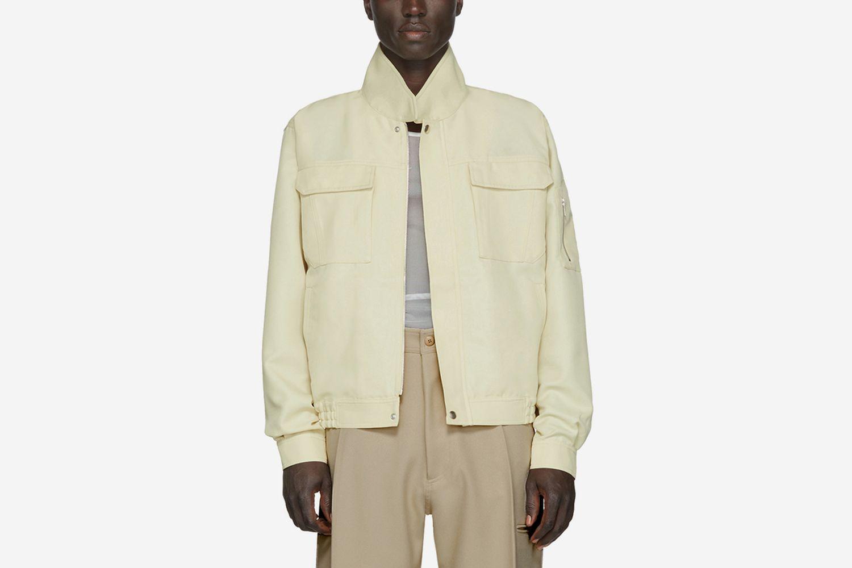 Japanese Workwear Harrington Jacket
