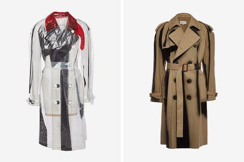 margiela coats main Fw18 Maison Margiela