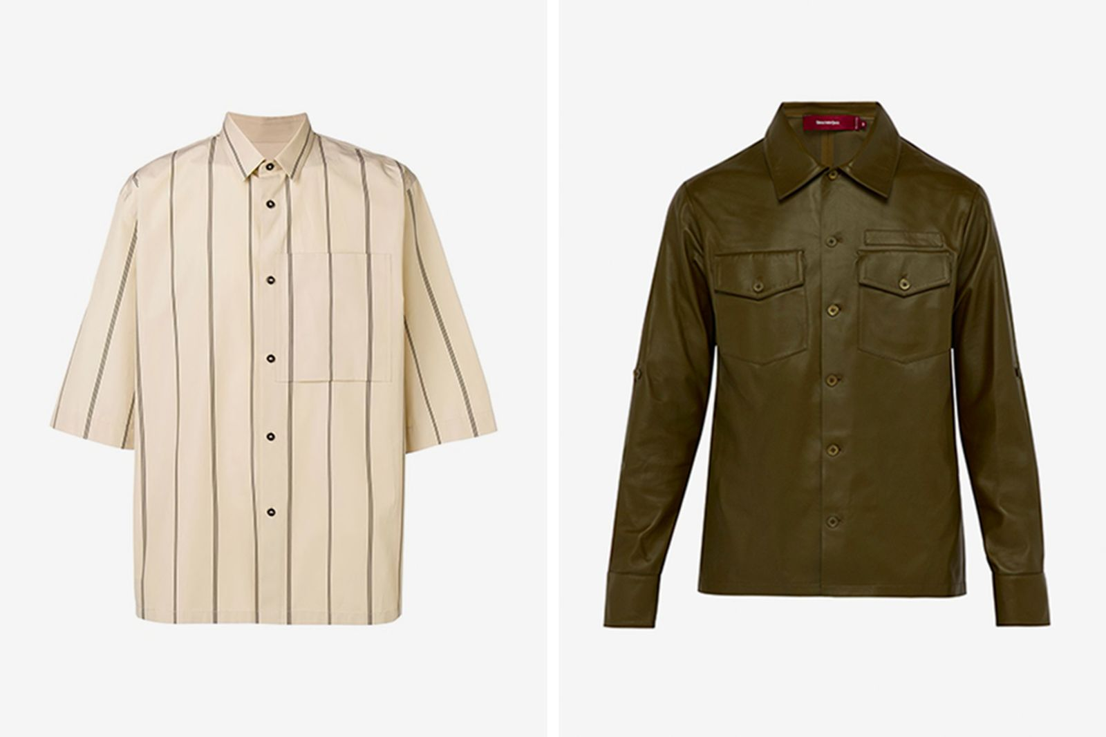 buyers picks shirts 000 Maison Margiela PHIPPS amiri