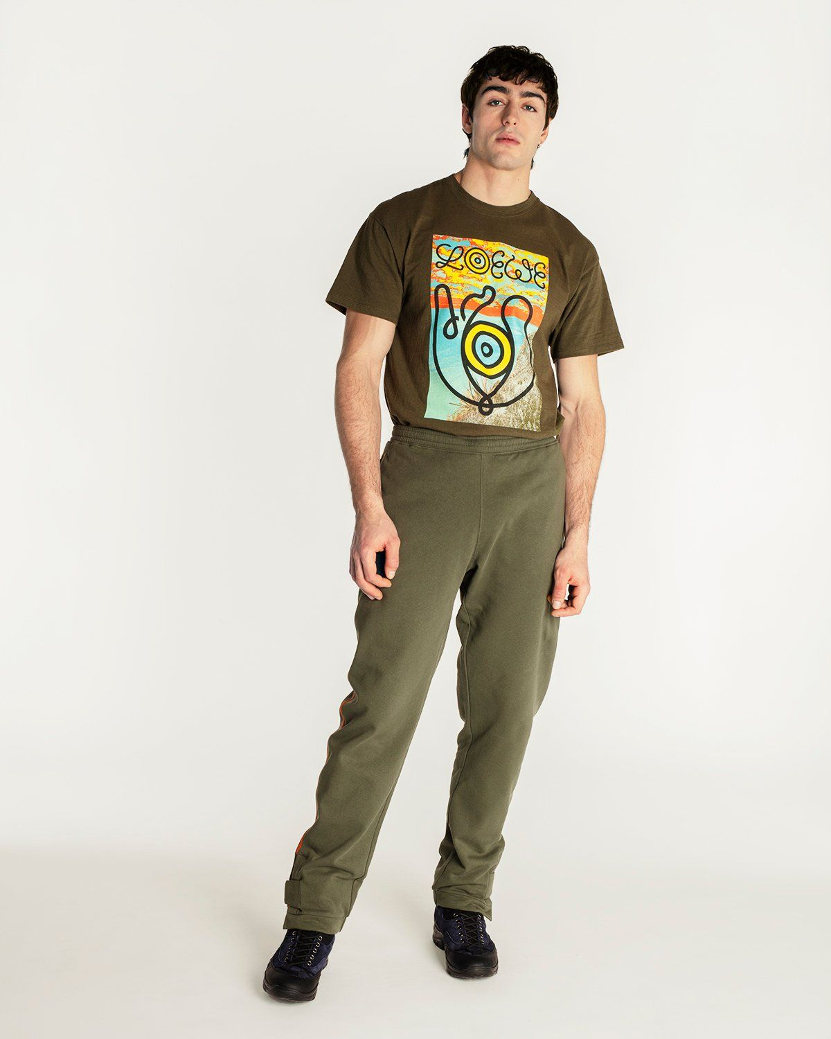 EYE/LOEWE/NATURE FLEECE TROUSERS - Image 2