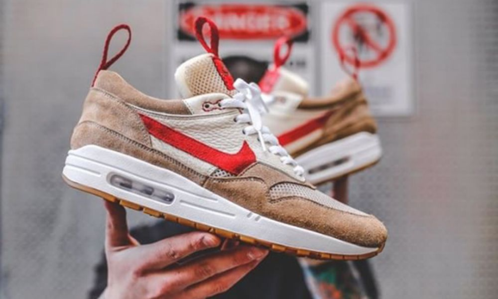 Frenesí seco Mismo  This Mars Yard-Themed Air Max 1 Is Next Level