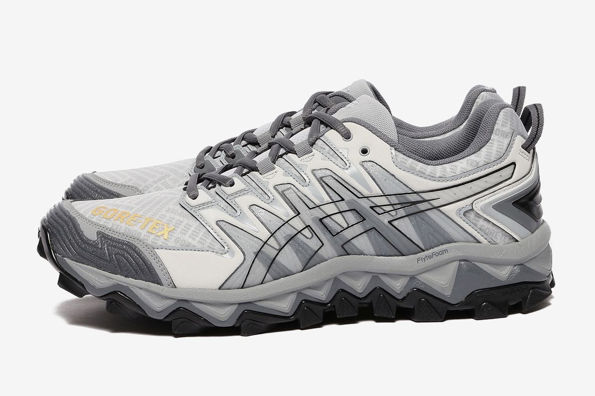 BEAMS ASICS GEL-Fujitrabuco 7 grey