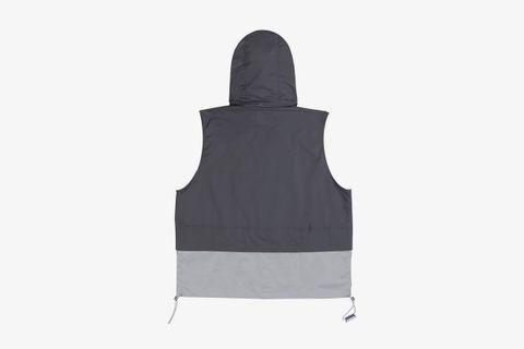 """FM-2030"" SD Card Layered Vest"