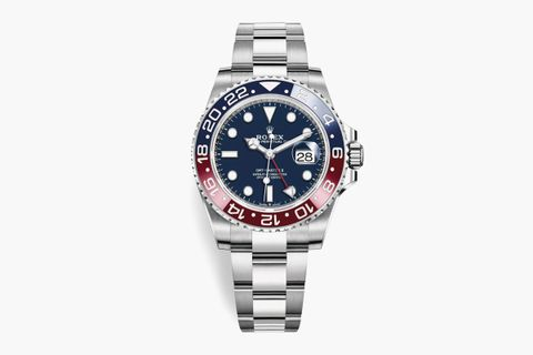 """Rolex Re-Issues the """"Pepsi"""" GMT-Master II From 1955"""