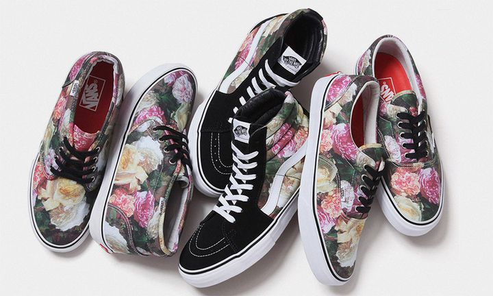 supreme vans collab history main