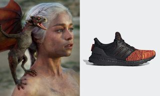 The 6 Key References Behind the 'Game of Thrones' x adidas Ultra Boost Colorways