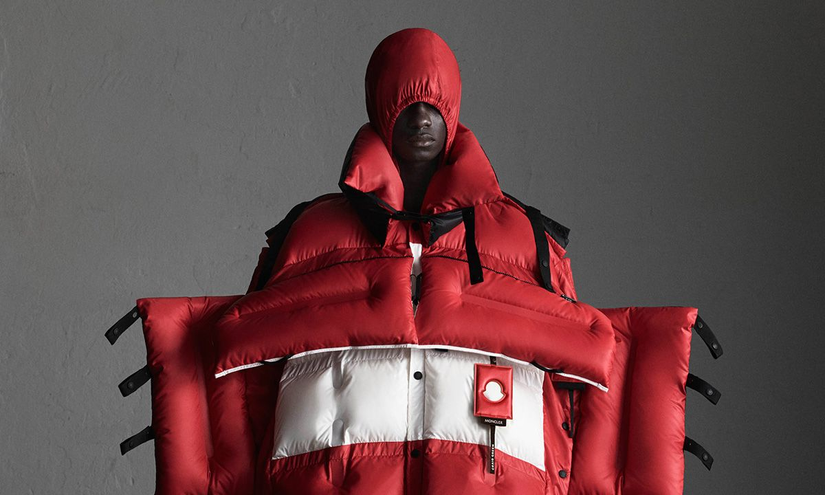 5 MONCLER CRAIG GREEN Remixed the Puffer Jacket Into Hyper-Functional Art