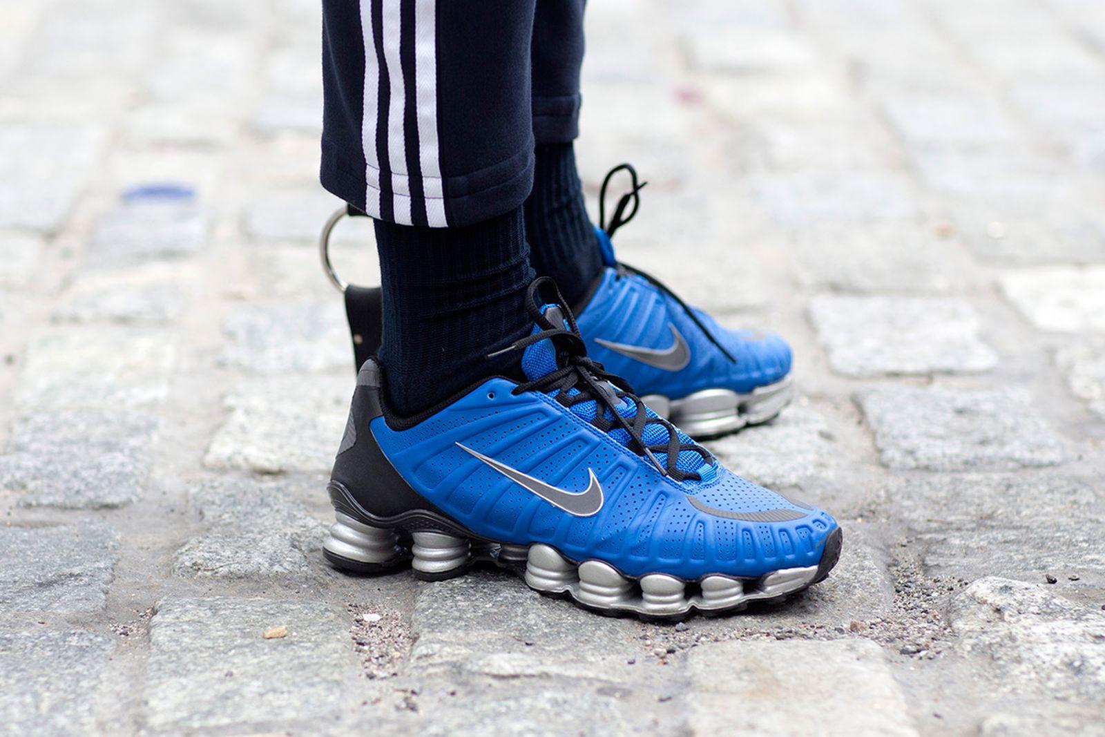 Reducción irregular mar Mediterráneo  Why it Makes Sense That Nike Is Bringing Back Shox Sneakers