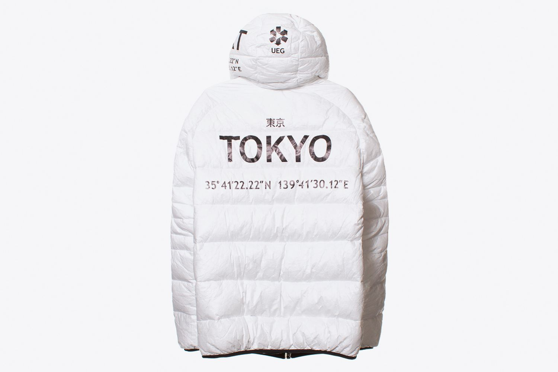 Tokyo Down Jacket