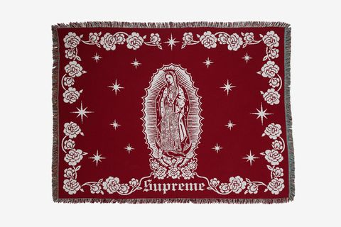 Virgin Mary Blanket
