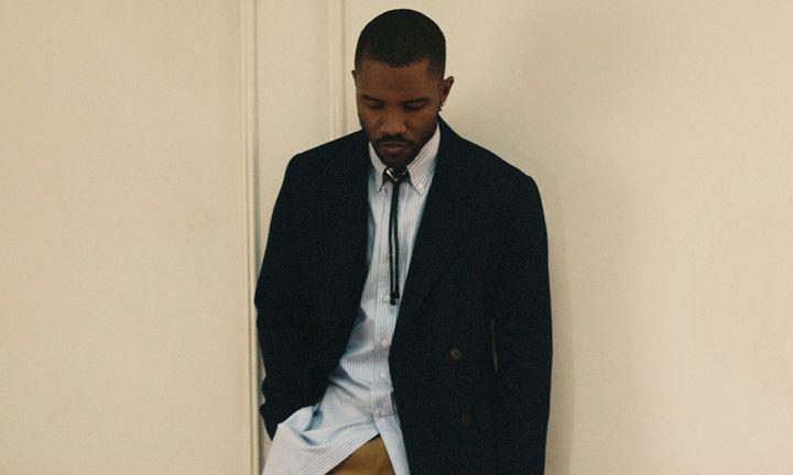 Frank Ocean Prada SS20 menswear campaign